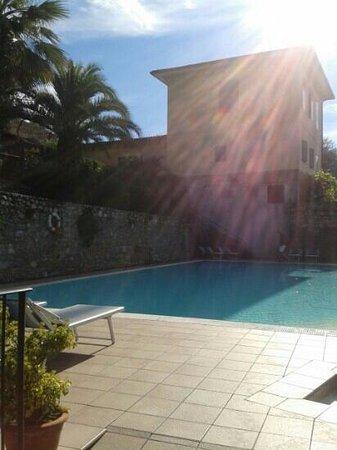 Hotel Livia: la piscina