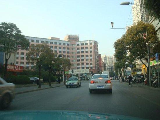Ruitai Hongqiao Hotel: Hotel com excelente custo benefício. Perto do Centro de Shanghai