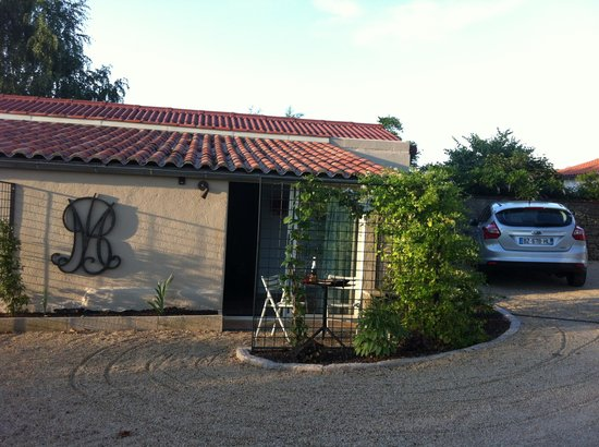Maison Marie Barrault : Studio