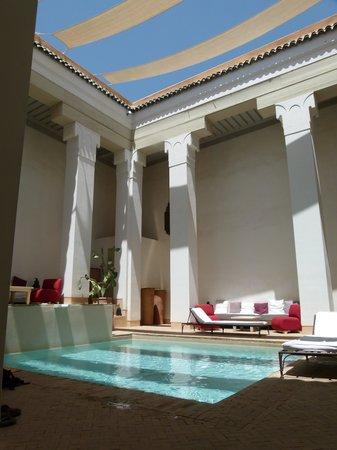 Hotel & Spa Riad Al Jazira : la piscine