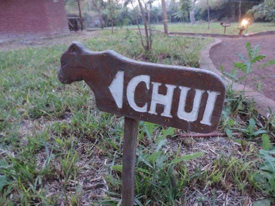Nsya Lodge & Camp: Furthest away