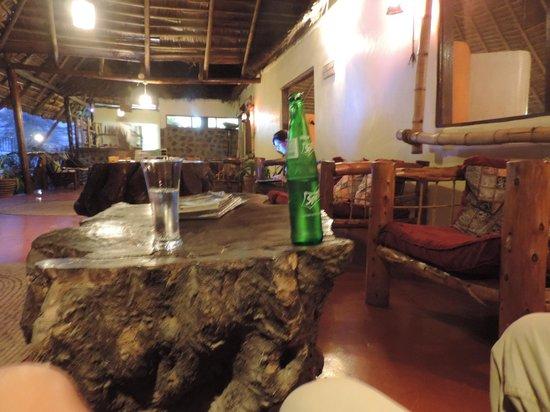 Nsya Lodge & Camp: Main Lodge
