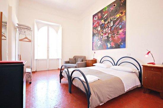 Clover Guestrooms: double room