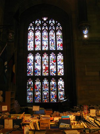 University of Sydney: Inside the Great Hall