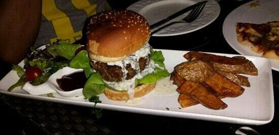 La Casa Kuantan: Lamb Burger