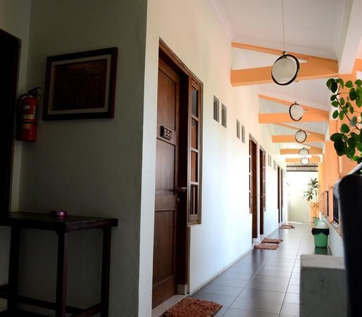 Hotel Paramitha: 2nd floor