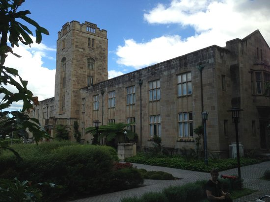 University of Sydney: The Madsen Building for Geosciences