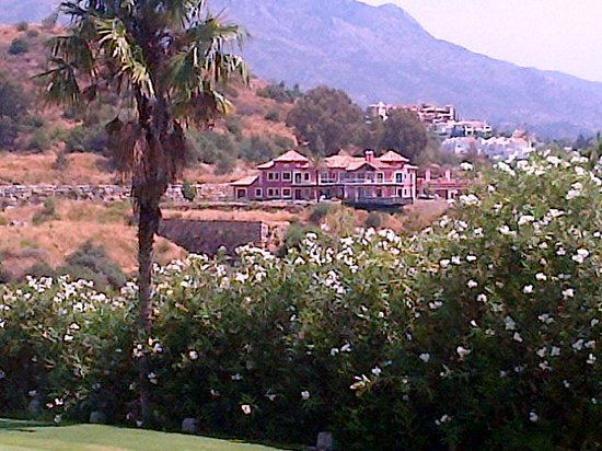 La Quinta Golf & Country Club : View from the dek