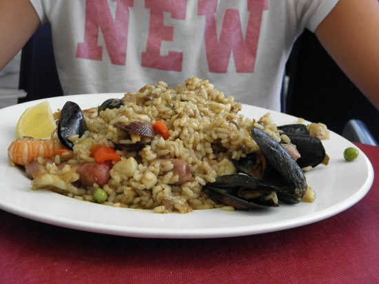 El Sali: sailor's rice