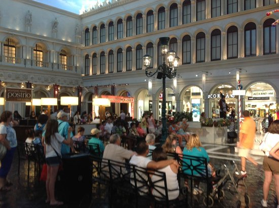 Food Near The Venetian Las Vegas