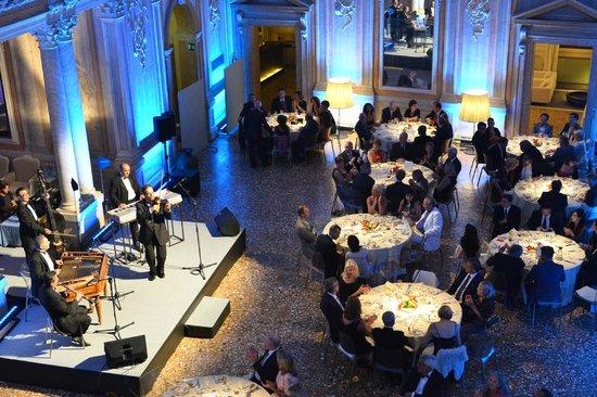 Hotel Monaco & Grand Canal : durante la cena