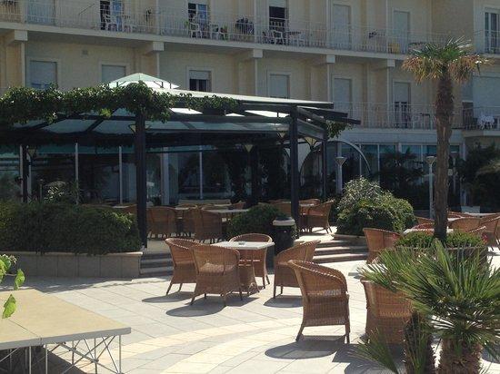 Miramare Hotel & Spa: esterno