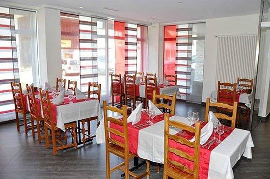 Hotel de Ville, Broc : Une partie de la Salle à manger