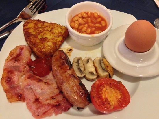 Harmony Guest House: English breakfast