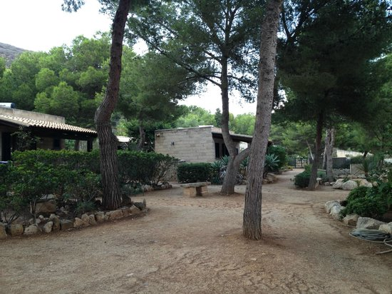 Residence Miramare : panorama