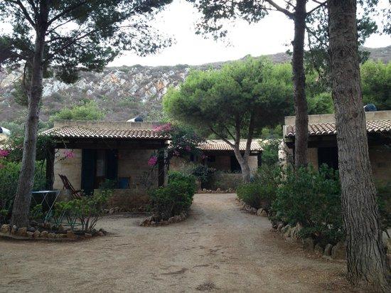 Residence Miramare : panorama dalla camera