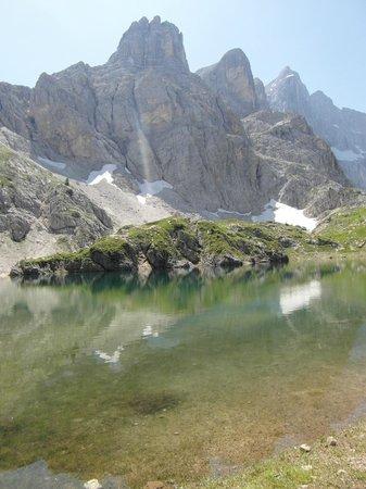 Lago di Coldai: Lago Coldai