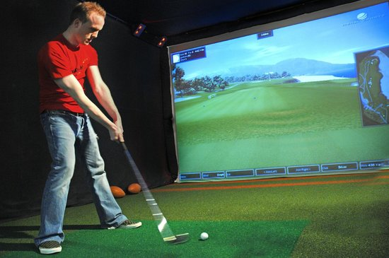 Pure Skill Galway : Interactive Sports simulator