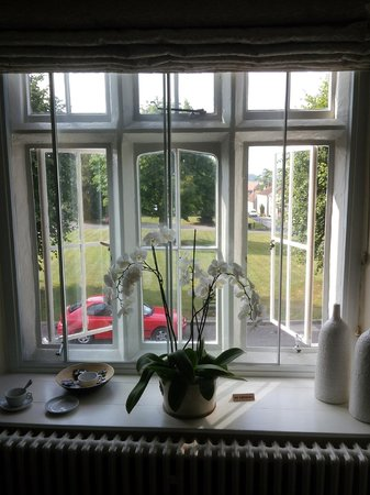 Devonshire Arms: View from room 6