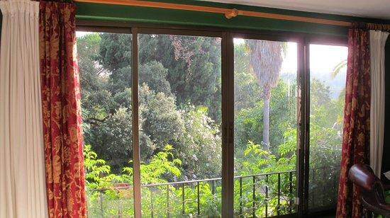 Jardines De La Reina Boutique Bed & Breakfast: Side window view