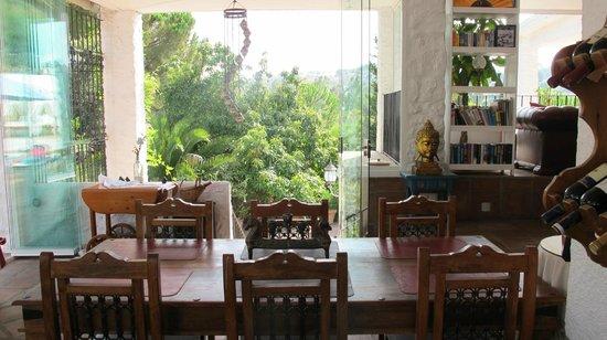 Jardines De La Reina Boutique Bed & Breakfast: Lounge