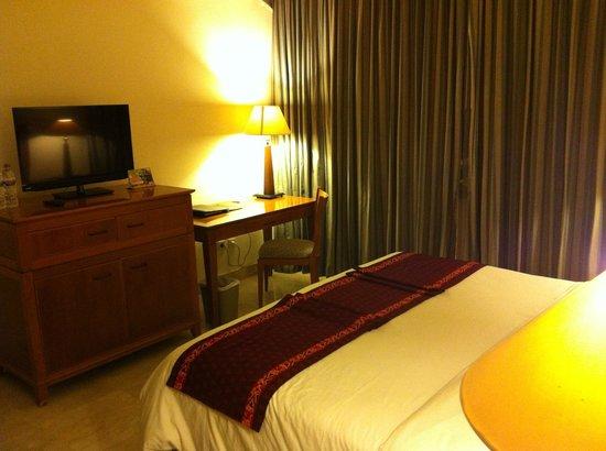Aryaduta Manado: ベッドルーム