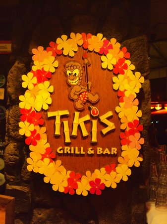Welcome to Tiki's!
