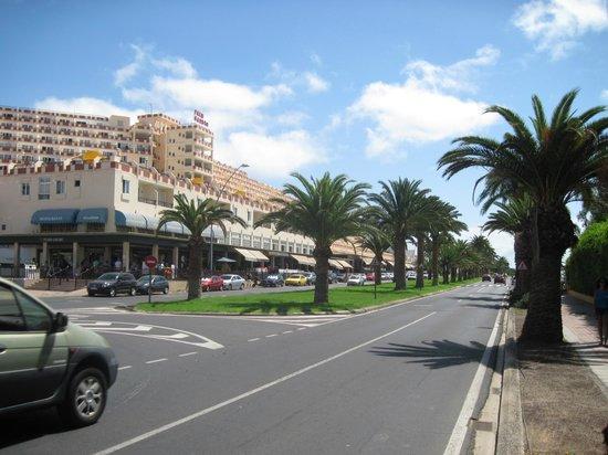 Faro de Jandia: morro jable