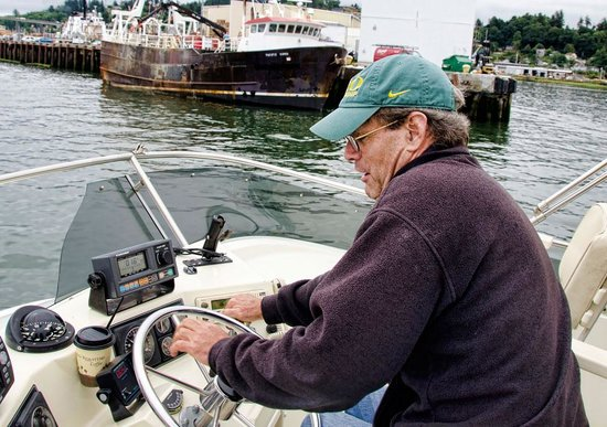 Columbia River Eco Tours: Captain Chris