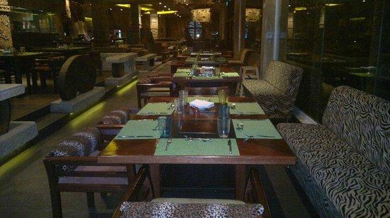 The Jungle: Table Setting