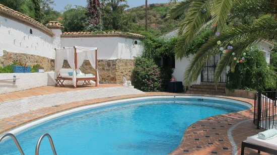 Jardines De La Reina Boutique Bed & Breakfast: Pool area