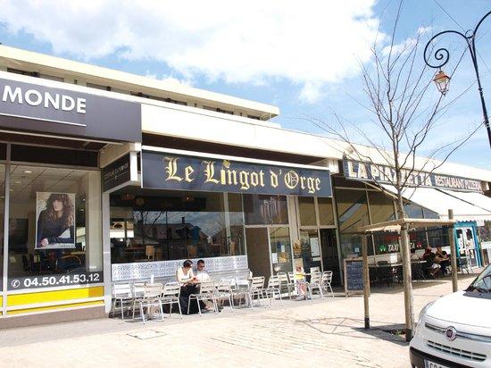 Le Lingot d'Orge