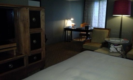 Lansdowne Resort and Spa: Nice room