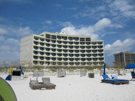 hotel picture of holiday inn express pensacola beach. Black Bedroom Furniture Sets. Home Design Ideas