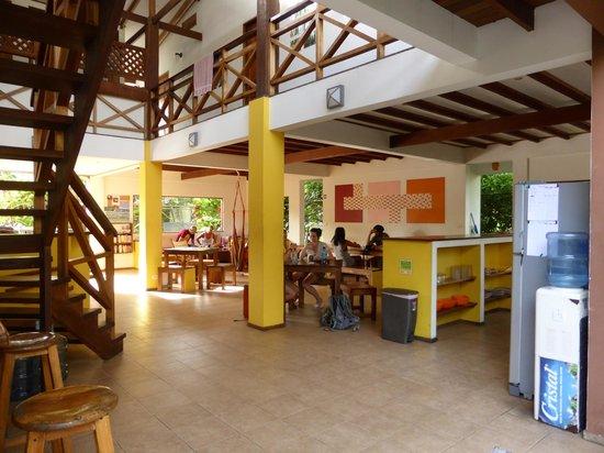 Pagalu Hostel: Gemeenschappelijke ruimte