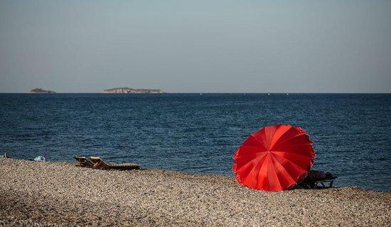 Ugur Pansiyon: Beach