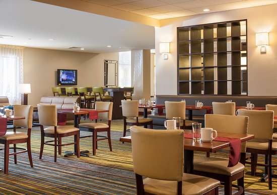 Holiday Inn Hartford Downtown Area: Restaurant