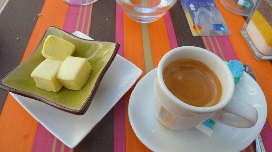 L'Atelier des Saveurs: Café Chamallow maison