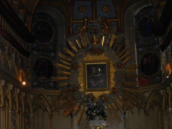 Cathédrale Saint-Jean, Besançon : particolare