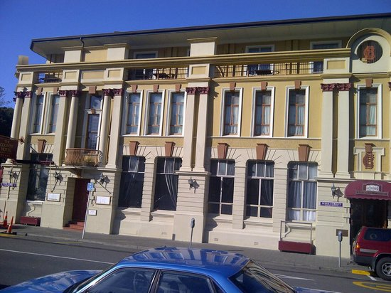 The County Hotel Napier: County Hotel, Napier