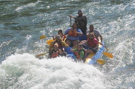 Sands Whitewater and Scenic River Trips - Day Trips: Rafting with Sands on the Snake River