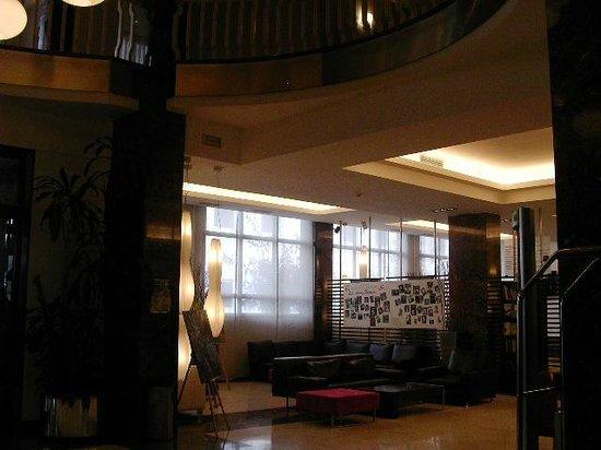 Hotel Abando: Aspect of the lobby