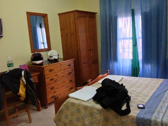 B&B Monastero Santo Spirito: interno stanza
