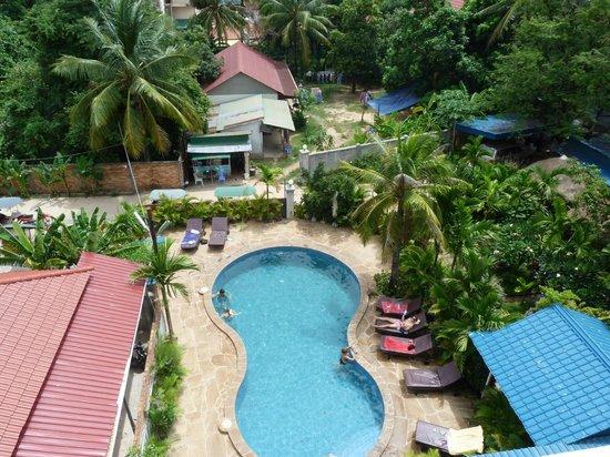 Siem Reap Temple Villa: piscine