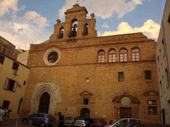 B&B Monastero Santo Spirito: Facciata monastero
