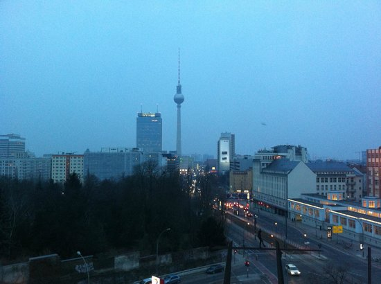 Ibis Berlin Mitte: View from my room