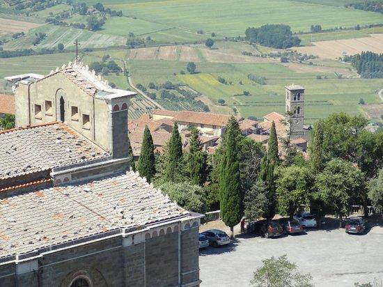 Casa d'Accoglienza Santa Margherita: Santuario S. Margherita Cortona (1)