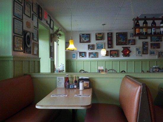 Craig's Restaurant: Dining Area