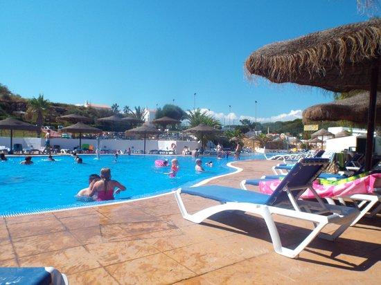 Carema Garden Village: Poolside at Carema Club