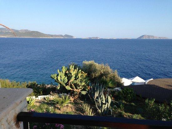 Hadrian Hotel: la mer
